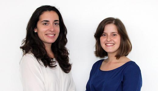 Inês Torres e Ana Pestana