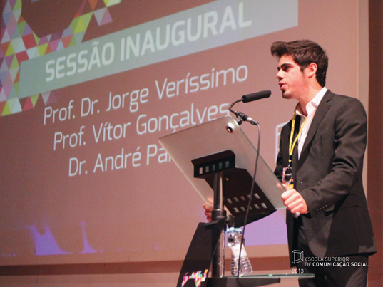 Rúben Pardal, Presidente da AEESCS