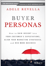 Buyer personas : how to gain insight into your customer's expectations, align your marketing strategies, and win more business