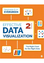 Effective data visualization : the right chart for the right data
