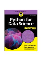 Python for data science : for dummies