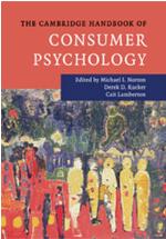 he Cambridge handbook of consumer psychology