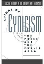 Spiral of cynicism : the press and the public good