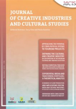 Journal of Creative Industries and Cultural Studies