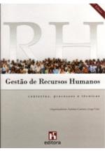 Gestão de recursos humanos : contextos, processos e técnicas