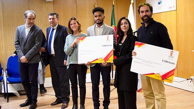 Estudantes da ESCS vencem U-Active Award