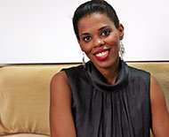 Ex-aluna destacada pela Africa Writes