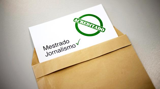 Mestrado em Jornalismo renova acreditação